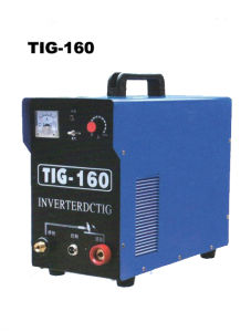 Inverter TIG/MMA Welding Machine TIG-160 pictures & photos