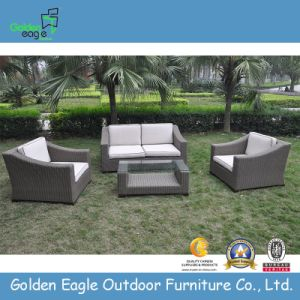 Hot Sale Outdoor Leisure Wicker Sofa Set pictures & photos