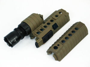 M500A M4 Handguard 190lm Military Rifle Flashlight pictures & photos