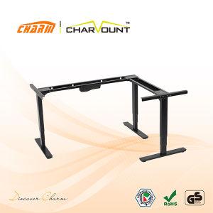 Adjustable Standing Desk, Ergonomic Office Furniture Standing Desk (CT-MLD-L1N) pictures & photos