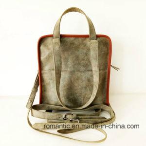 Brand Designer Lady PU Backpack Women Fashion Handbags (NMDK-041903) pictures & photos