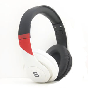 TM-025 Super Bass FM Foldable Wireless Headphones Support TF Card pictures & photos