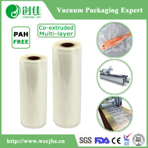 High Barrier PA PE EVOH Plastic Stretch Film pictures & photos