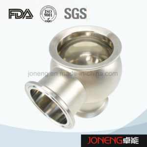 Stainless Steel Flow Change Over Pneumatic Valve (JN-FDV1002) pictures & photos