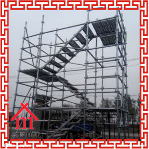 Construction Ringlock Scaffold pictures & photos