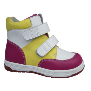 Kids Stability Boots Child Health Corrective Shoes pictures & photos