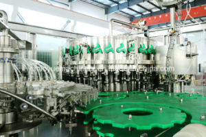 High Quality of Beer Filling Machine with Ce (BGF Series) pictures & photos