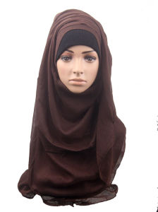 Muslim Hijab/Islamic Scarf Fashion Hijab Muslim Scarf pictures & photos