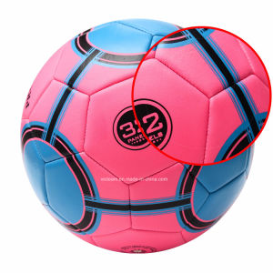 Colourful Machine-Stitching No. 4 Football in Bulk pictures & photos