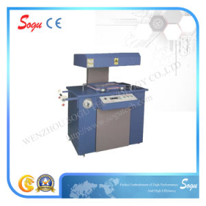 3D Transfer Printing Machine for Slipper Soles, Gardon Shoes, TPU Full Upper pictures & photos