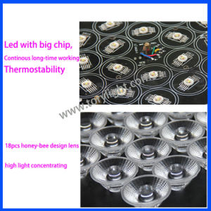 LED Outdoor Light 54*3W LED PAR DJ/Disco Light pictures & photos