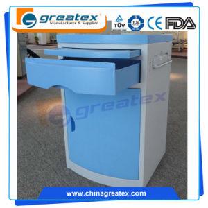 Hospital Bedroom Beside Cabinet Medical Equipment for Patient (GT-TA035)