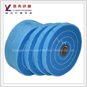 Raw Cotton Wheels for Metal/Jewelry/ Abrasive Buffing Disc pictures & photos
