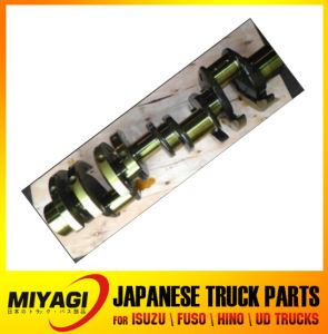 Truck Parts of Crankshaft 12200-97566 12200-97516 for Nissan Ud RF8 pictures & photos