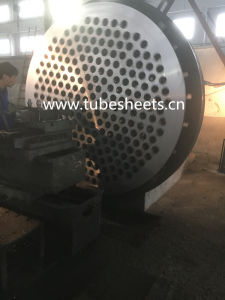Forging Tubesheet Used in Heat Exchanger pictures & photos