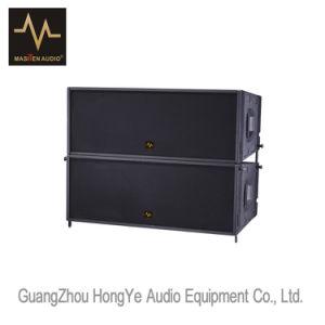 "La-3210 2X10"" Two Wayprofessional Audio Passive Line Array Loudspeaker pictures & photos"