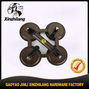 Cheap Price Hand Tools Aluminum Two Cup Suction Cups pictures & photos