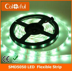New DC12V SMD5050 Aluminum Profile LED Strip Light pictures & photos