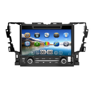 Mtk3360 Solution Wince 6.0 Car GPS for Toyota 2015 2016 with DVD Radio RDS 3G pictures & photos