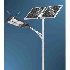Cold White Haochang Solar Street Light with TUV Certificate pictures & photos