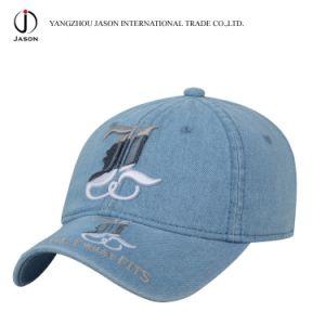Denim Baseball Cajp Jeans Sport Cap Washed Baseball Cap Golf Cap Fashion Cap pictures & photos