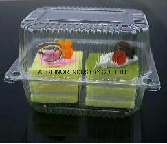 Plastic Blister Packaging Box and Blister Container for Cake, Candy, fruit, Chocolate, Vegetable and Cookie pictures & photos