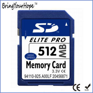 High Speed 512MB SD Memory Card (512MB SD) pictures & photos