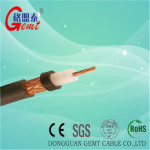 CCTV Cable Rg59+2c Rg58 RG6 Rg11 Combo Coxial Cable with Messager CCC/Bc/CCS pictures & photos
