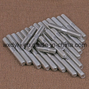 Double End Stud Bolt Made of Stainless Steel A2-70 pictures & photos