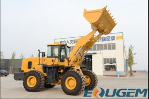 China High Quality Eougem Zl60 6ton Wheel Loaders pictures & photos