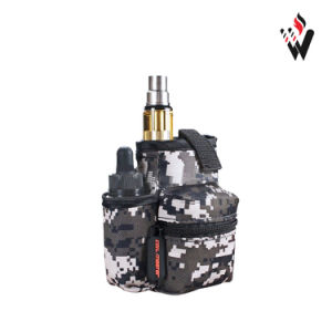 Cool Mini Vaping Pouch Portable Canvas Bag Coil Master Pbag pictures & photos