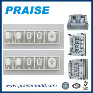 Custom Electronics Injection Plastic Mould Making pictures & photos