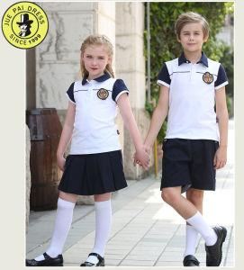 2017fabric for School Uniform pictures & photos