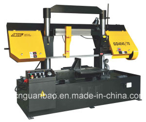 Gantry Double Column Band Saw for Metal Cutting pictures & photos