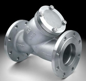 "10"" Y Strainer Flange Valve pictures & photos"