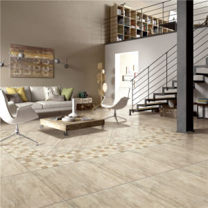 Cement Style Glazed Porcelain Tile for Floor and Wall (SDK6M25) pictures & photos