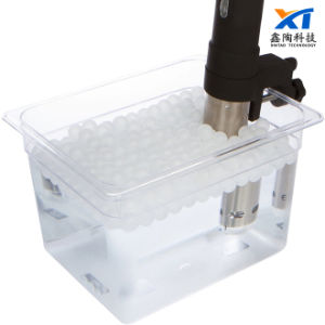 Xintao Sous Vide Cooker PP Floating Ball 20mm-50mm Available pictures & photos
