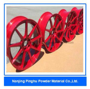 Red Eco-friendly Wheel Hub Spray Paints pictures & photos