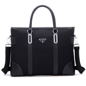 Genuine Leather Men Business Bag Computer Bag pictures & photos
