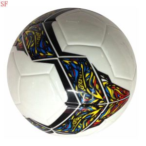 Free Sample Bright White Bulk Size 5 Soccer Balls pictures & photos