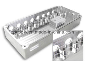 Precision Aluminum CNC Machined Machining Parts Milling Aluminum Enclosures pictures & photos