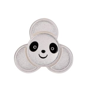 Silver Panda Metal Hand Spinner Toy EDC R188 Finger Fidget pictures & photos
