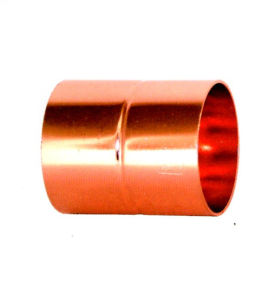Copper Coupling of Copper Fitting pictures & photos