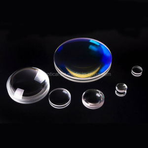 High Transmission Customized Fused Silica Convex Optical Lens pictures & photos
