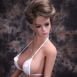 Big Breast Love Sex Toy Adult Products 165cm Silicone Sex Doll pictures & photos
