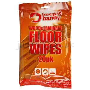 Wood and Laminate Floor Wipes pictures & photos
