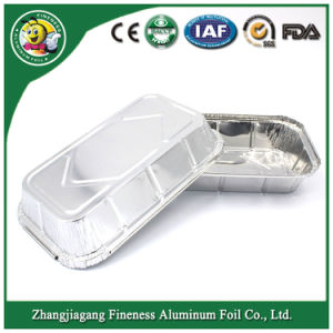 Disposable Aluminum Foil Container / Tray /Lunch Box for Food Packaging pictures & photos