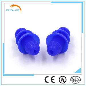 Hearing Protection Comfortable Silicone Earplugs for Sale pictures & photos