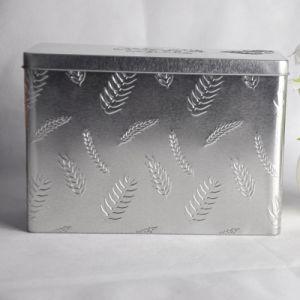 Factory Price Tea Packaging Tin Box Wholesale Custom Tea Tins pictures & photos