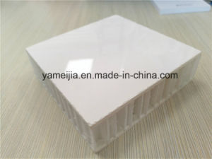 Gel Coated 30mm Fiberglass Honeycomb Panels for Trucks pictures & photos